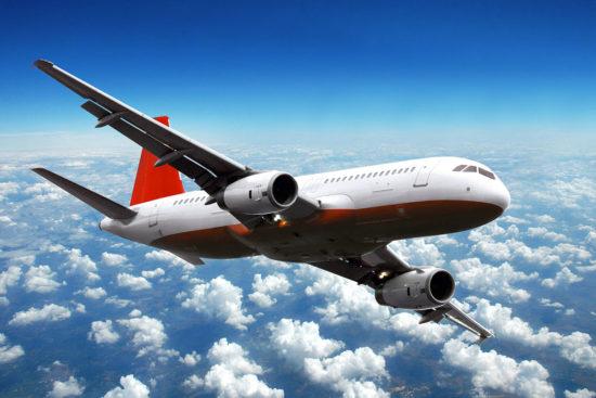 Anreise mit dem Flugzeug nach Radstadt