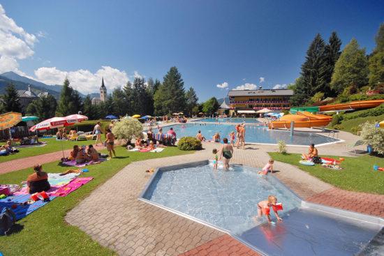 Alpenfreibad Radstadt - Ausflugsziele im Salzburger Land