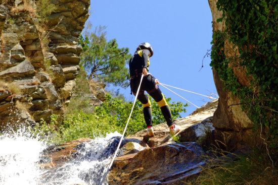 Canyoning - Sommerurlaub in Radstadt, Salzburg