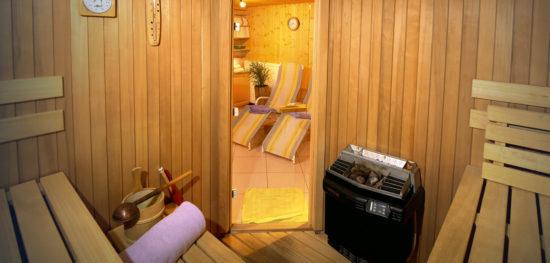 Finnische Sauna im Haus Annemarie, Radstadt