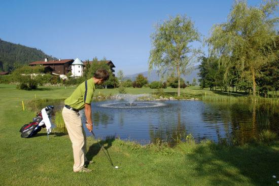 Golfen - Sommerurlaub in Radstadt, Salzburg