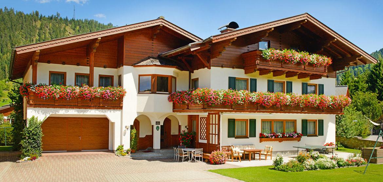 Haus Annemarie in Radstadt, Ferienwohnungen für 2 bis 6 Personen
