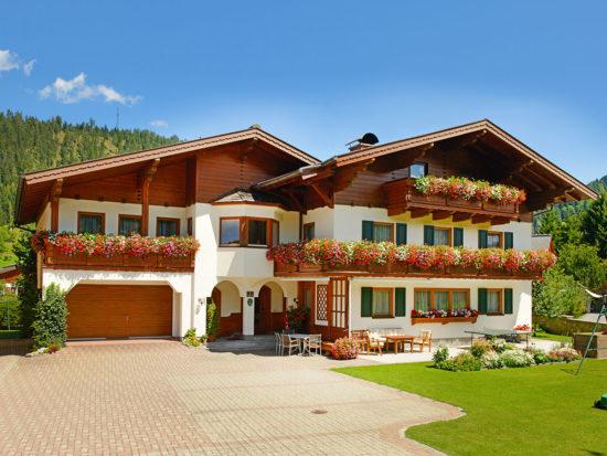 Haus Annemarie - Ferienwohnungen in Radstadt