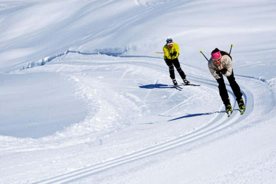 Eisstockschießen - Langlaufen in Radstadt, Salzburger Land