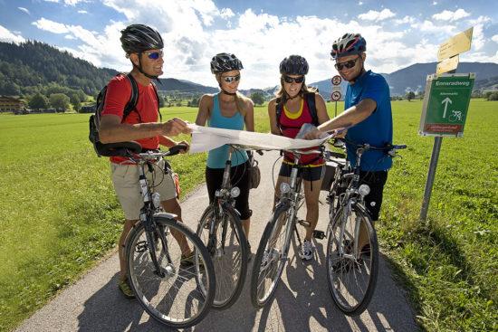 Radfahren - Sommerurlaub in Radstadt, Salzburg