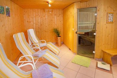 Finnische Sauna, Haus Annemarie in Radstadt