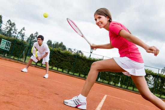 Tennis - Sommerurlaub in Radstadt, Salzburg