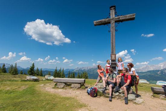 Wandern - Sommerurlaub in Radstadt, Salzburg