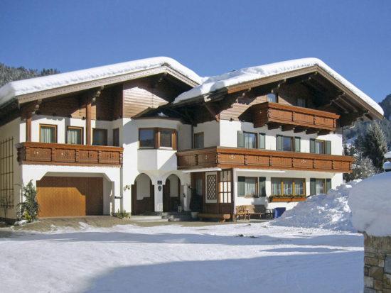 Winterurlaub im Haus Annemarie in Radstadt